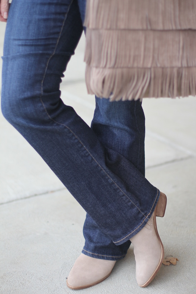 AG jeans, dolce vita booties