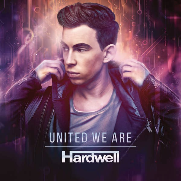 Hardwell - United We Are Cover