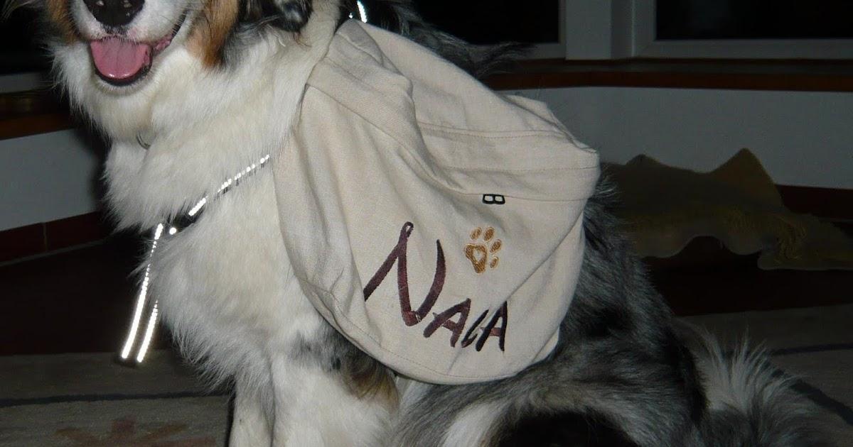 eSHandarbeitet: Hunderucksack