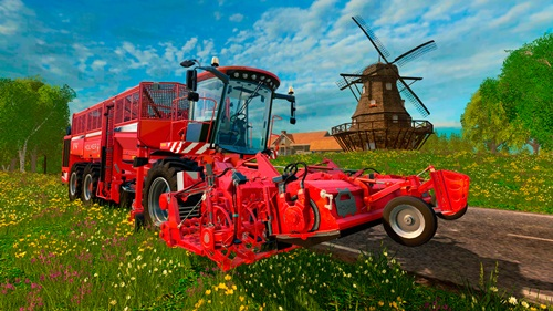 Farming Simulator 15 Holmer - PC (Download Completo em Torrent)