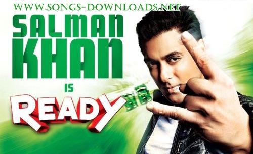Hindi Songs Blog: Ready 2011:MP3 Songs Download