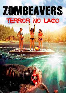 Zombeavers: Terror No Lago - BDRip Dual Áudio