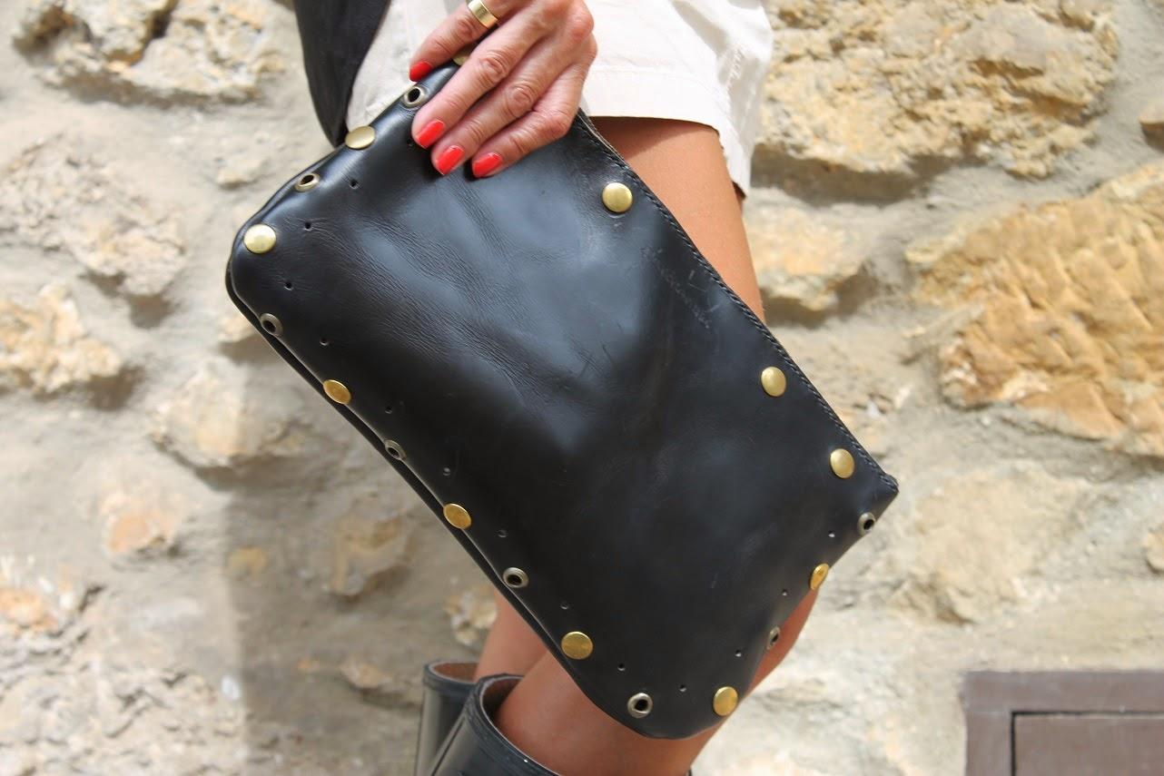 Liu.Jo, Hunter, Look, Marimorena, Comillas, Street Style, Look, Fashion Style, Skirt, Boots, Carmen Hummer