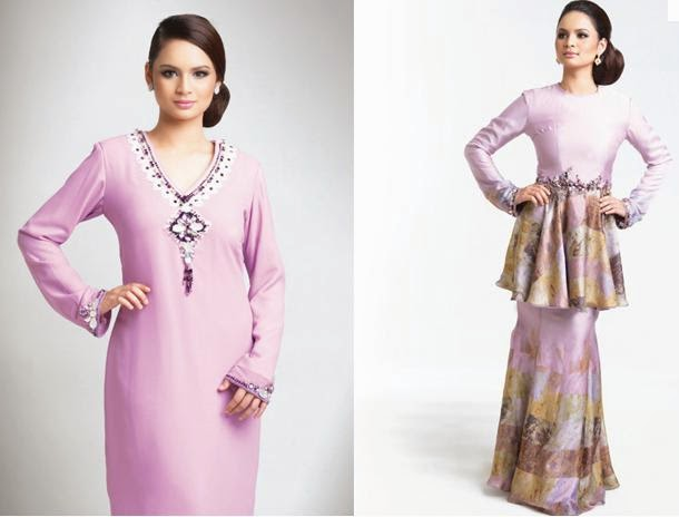 Foto Model Baju Kebaya 60An