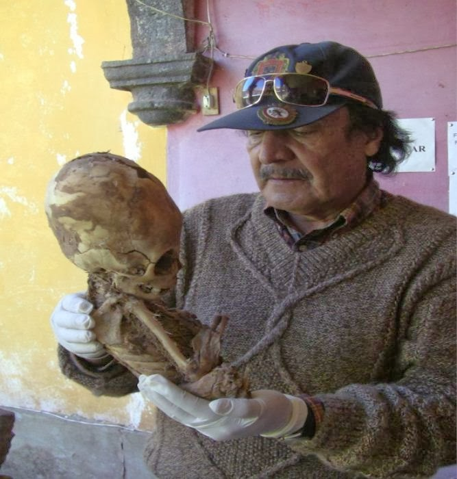 DNA Analysis Of Paracas Elongated Skull Released - With Incredible Results