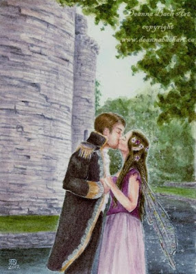 Faery and Prince by Deanna Bach-Talsma