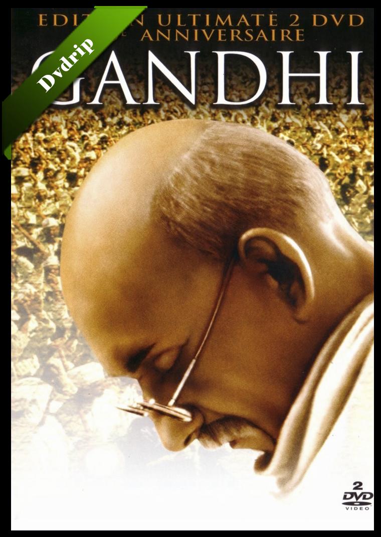 Gandhi Dvdrip Castellano 1982