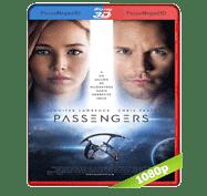 Pasajeros (2016) 3D SBS BRRip 1080p Audio Dual Latino/Ingles 5.1