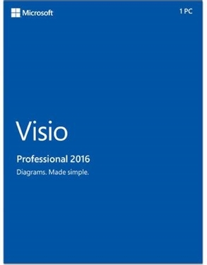 Download Microsoft Visio Professional 2016 PT-BR + Crack