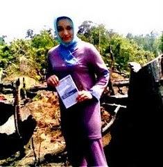 Hasil Riset Illegal Logging Bunda Marissa Haque
