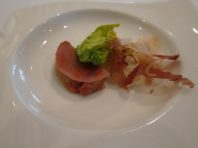 Amuse at Le Papillon