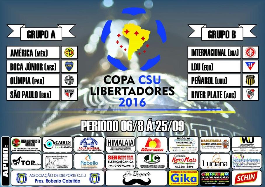 Libertadores do CSU