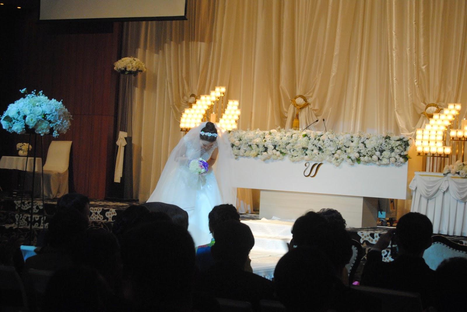 Waygookin Round The World A Korean Wedding