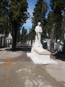"Pazares cemetery is also called the ""Cemetery of Pleasures"""