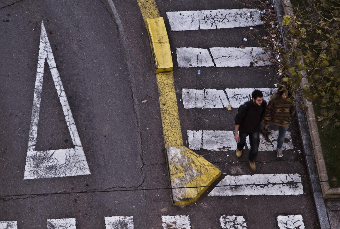 peatones carril bici salamanca