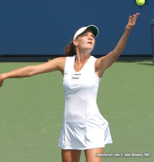 Best Sports Photos Of 2012: Sports Stars Blog: Agnieszka Radwanska Tennis Stars Photos