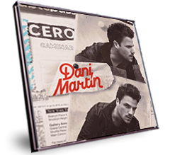 Cero nuevo disco Dani Martín comprar descargar