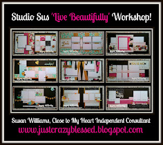 'Live Beautifully' Scrapbooking Workshop!