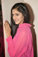 Actress Simran Choudhary Picture Gallery in Black Jeans at Hum Tum Movie Teaser Launch 0006.jpg
