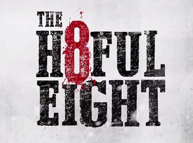 THE H8FUL EIGHT | Der Kinotrailer zu Tarantinos neuem Western The Hateful Eight