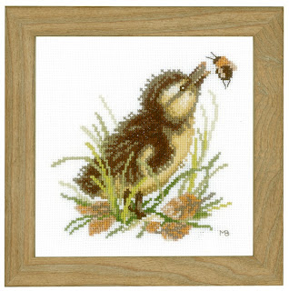 Lanarte. Утенок и шмель (Duckling And Bumble Bee)
