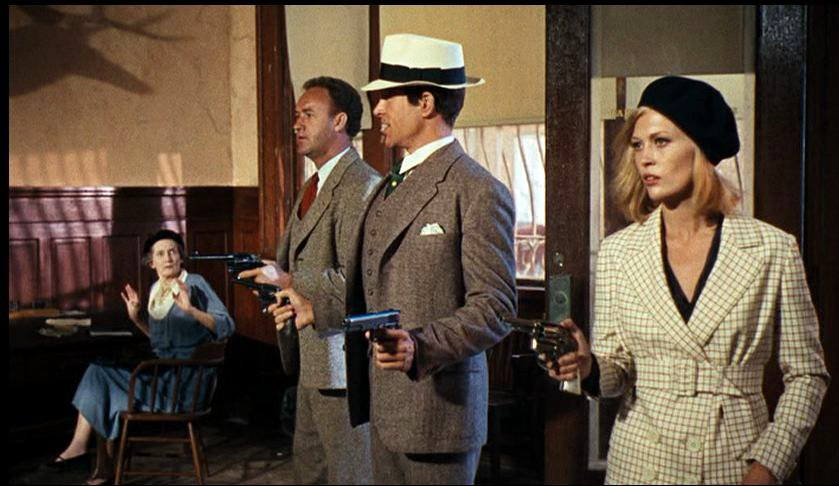 """bonnie and clyde film essay Dick taylor film 101 m w 12:00-1:50 4/14/01 bonnie and clyde: the violence arthur penn's """"bonnie and clyde"""" influenced a new era of cinema with its."""
