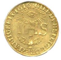 moneta gesuiti