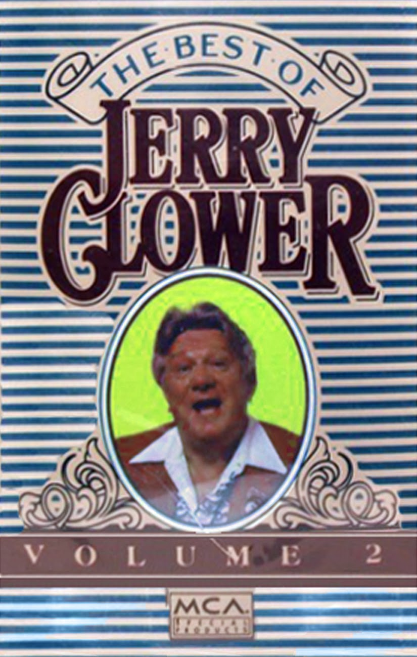 Vintage stand up comedy jerry clower live from the stage of the best of jerry clower volume 2 arubaitofo Gallery