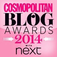 Cosmopolitan Blog Awards