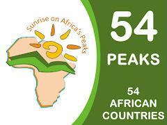 Sunrise on Africa's Peaks
