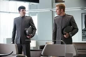 Scene from Star Trek Into Darkness