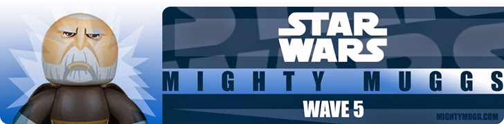 Star Wars Mighty Muggs Wave 5 Banner