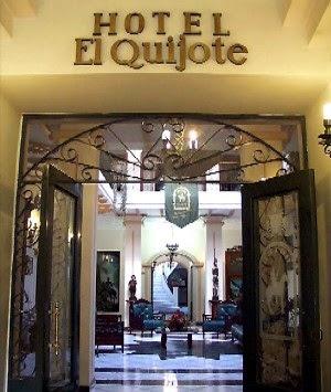 Hoteles centro de Cuenca Hotel El Quijote