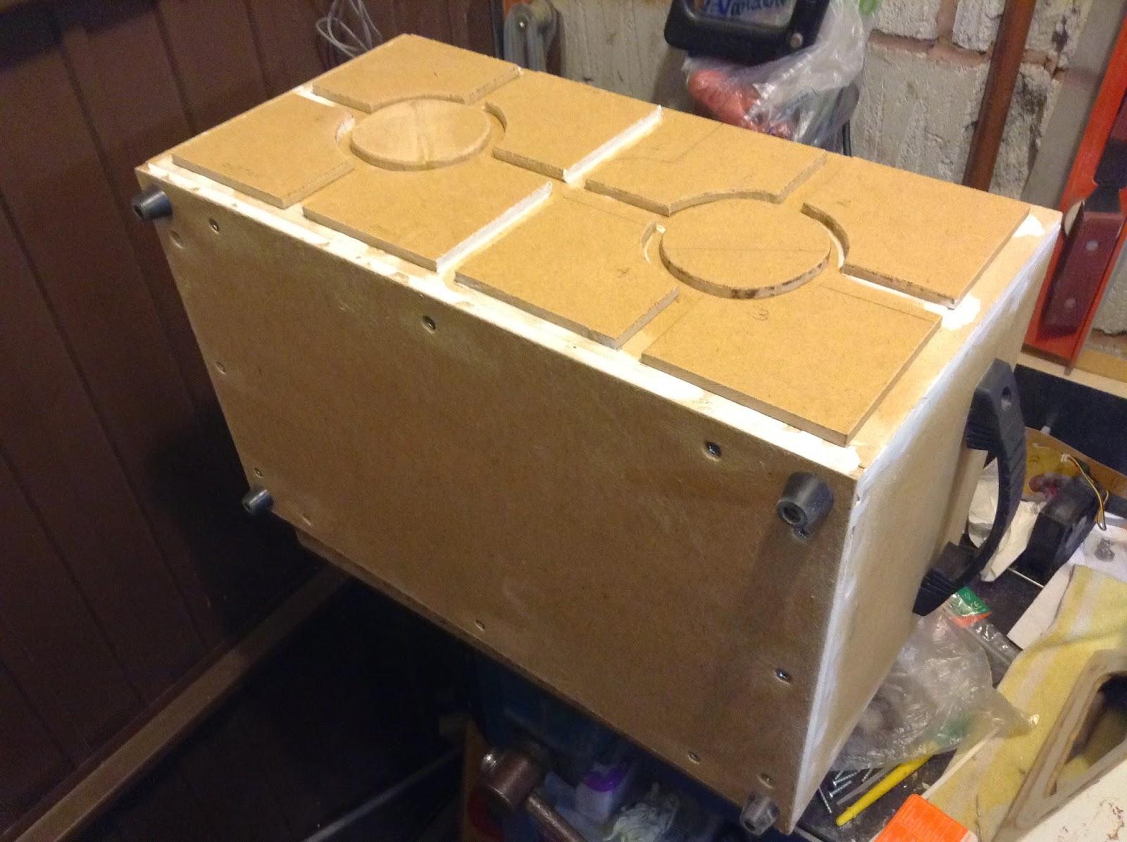scanning crew box