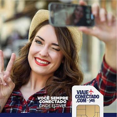 Fique conectado com a Yes Brasil