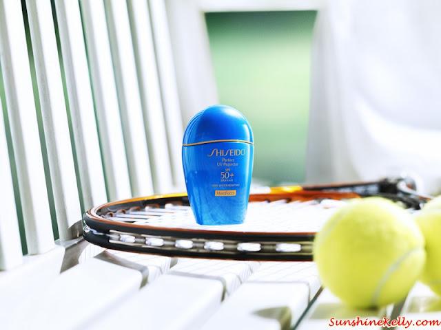 Shiseido Perfect UV Protector SPF 50+ PA++++ WetForce, Shiseido sunblock, Shiseido Malaysia, Shiseido, Perfect UV Protector SPF 50+ PA++++ WetForce, Shiseido Wet Force