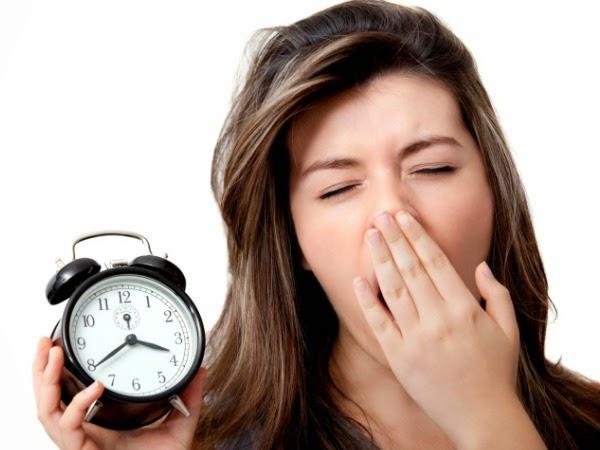 Cara Alami Untuk Mengatasi Susah Tidur