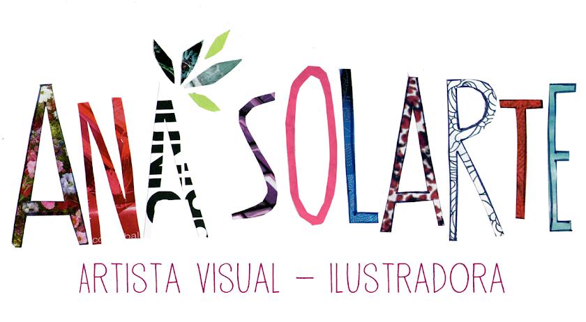 Ana Solarte - Ilustración
