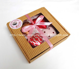 Caja Bombones Corazón Mini