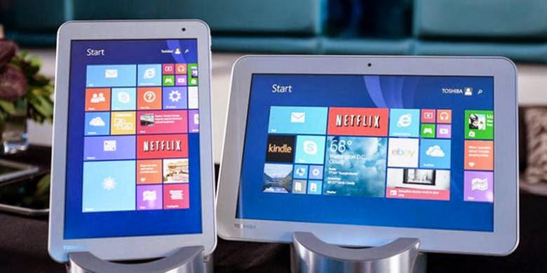 Inilah Tablet Windows Murah Buatan Toshiba