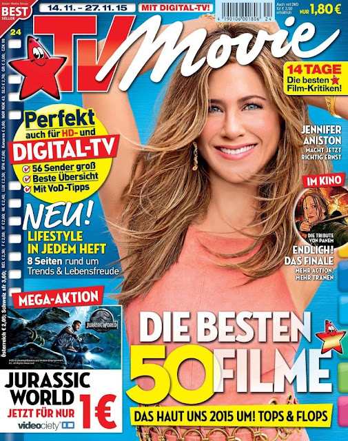 Actress @ Jennifer Aniston - TV Movie Germany, November 2015