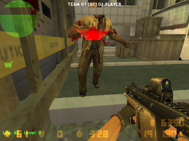 cheat counter strike extreme v6 wallhack