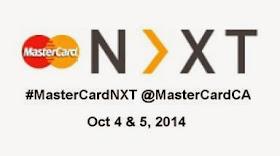 #mastercardNXT Oct 4 & 5