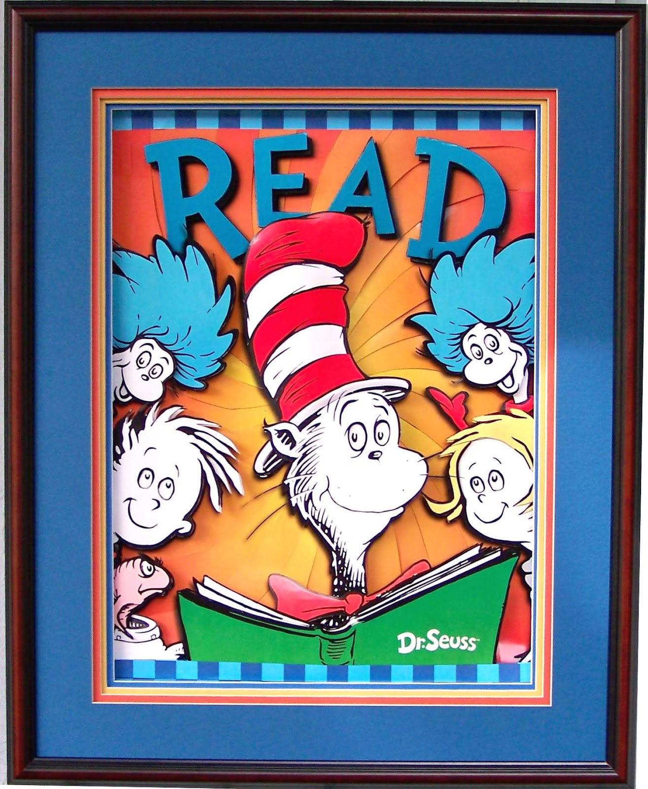 Dr. Seuss-Happy Birthday Party March 2-Books-Crafts-Lessons-Activities ...