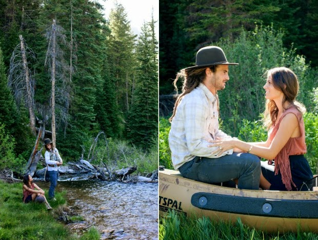 Kyle Beckerman engagement photos