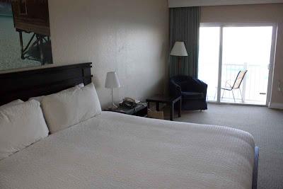 Unser Zimmer im Sun Tower Hotel & Suites © Copyright Monika Fuchs, TravelWorldOnline