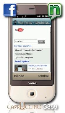 Firmware Nexian GX - G869