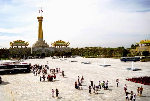 Kinh nghiem di Dai Nam Van Hien 3