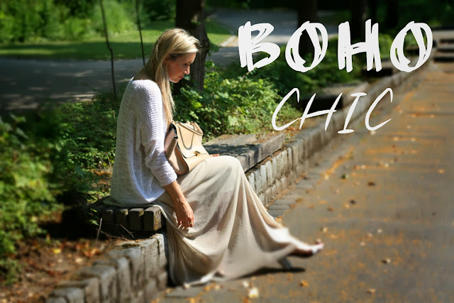 Boho-Chic, Outfit, goldener Herbst, Patrizia Philp