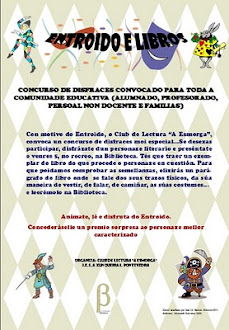 """CONCURSO """"ANTROIDO E LIBROS"""""""